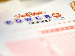 Lottery officials say someone in Rhode Island has won the $336.4 million Powerball jackpot, but that person has not yet come forward.