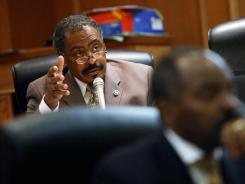 Rep. John DeBerry, D-Memphis, wants to keep the subject of homosexuality out of elementary school classrooms.