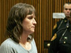 Monica Hussing, in a 2009 photo, was sentenced to 8 years in prison in the death of her son.