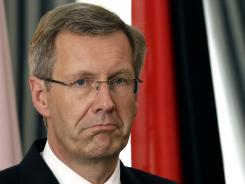 German president Christian Wulff has been under pressure since December to explain a private loan he received from a wealthy friend's wife.