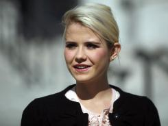 Elizabeth Smart, shown in 2011, got married in a Mormon temple in Hawaii.