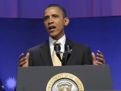 A USA TODAY/Gallup Poll finds that more Americans see President Obama's tenure as a failure than a success.