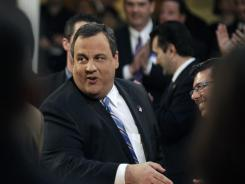 New Jersey Gov. Chris Christie vetoed legislative efforts to legalize gay marriage last week.