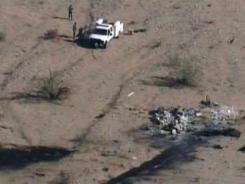 Two helicopters collided about 8 p.m. Wednesday in a remote location of the Yuma Training Range Complex, killing seven Marines.