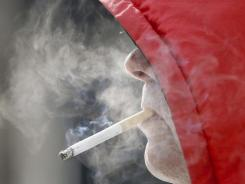 The recession is having an effect on anti-smoking campaigns as states lack the funds to keep them going.