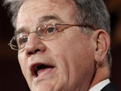 """Congress has done almost nothing to address problem areas GAO has already identified,"" says Sen.Tom Coburn, R-Okla."