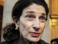 Sen. Olympia Snowe could not face six more years of polarizing partisanship.