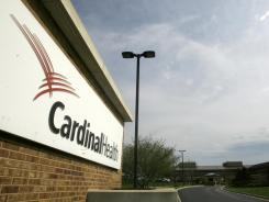 Cardinal Health, whose headquarters in Dublin, Ohio, are shown here, has come under scrutiny for prescription drug sales.