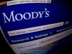 Rating agency Moody's downgraded Greece to its lowest rating on its bond scale, following concerns of high risk of default.