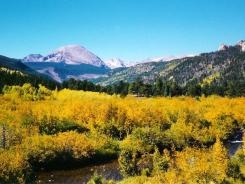 Pending legislation seeks to repeal the National Scenic Byways Program, a move that could affect 150 roadways throughout the USA, including this one in Colorado.
