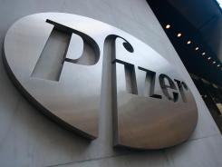 Pfizer spent $12 million lobbying Congress in 2011.