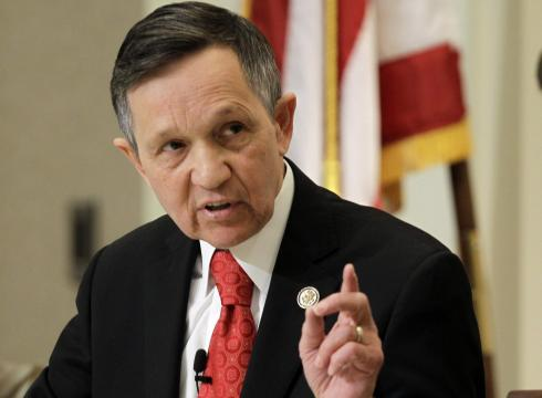 Image result for Dennis Kucinich