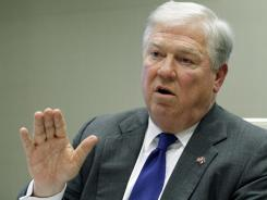 Haley Barbour pardoned 198 people before finishing his second term as governor on Jan. 10. Of those pardoned, 10 were in jail at the time.