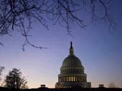 Lawmakers, meeting here on Capitol Hill, advanced the STOCK Act, which would increase disclosure of their transactions.
