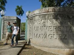 Many professionals graduate from the University of Puerto Rico to face a society with little opportunities.