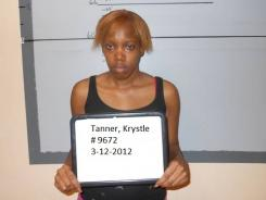 Krystle Rochelle Tanner was arrested Monday on a kidnapping charge in the late 2004 abduction of Miguel Morin.