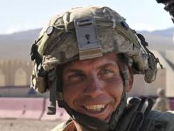 Staff Sgt. Robert Bales took part in an exercise at the National Training Center at Fort Irwin, Calif., in August.
