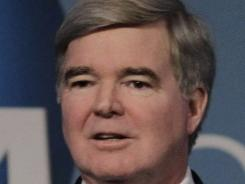 Emmert: President of the NCAA.