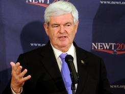 Winning Our Future, a super PAC supporting Newt Gingrich, has relied heavily on a few megadonors.