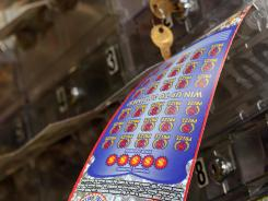 Online lottery sales in Illinois to start March 25.