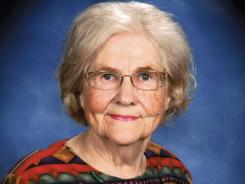 Grand Forks Herald columnist Marilyn Hagerty
