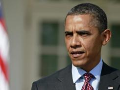 President Obama said Friday that when he thinks about Trayvon Martin, he thinks about his kids.
