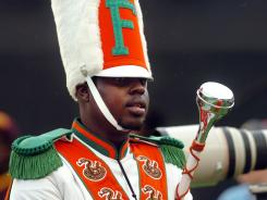 Robert Champion, a drum major in Florida A&amp;M University's Marching 100 band, was killed in November in an incident being investigated as a hazing-related homicide.