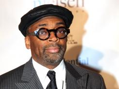 Spike Lee apologized Wednesday after his erroneous retweet.