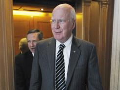 Sen. Patrick Leahy, D-Vt., chairs the Senate Judiciary Committee.