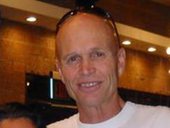 Long-distance runner Micah True in 2010.