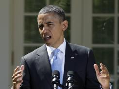A negative ruling would be a sign of 'judicial activism,' Obama says.
