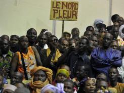 MALI's Tuareg rebels declare independence