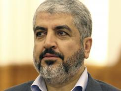 Hamas leader Khaled Mashaal vowed to abduct more Israeli soldiers to pressure the Jewish state to release Palestinian prisoners.