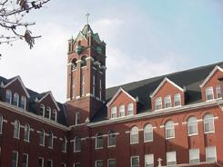 Monastery on a hill: About 150 women live at Mount St. Scholastica Monastery in Atchison, Kan.