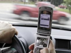Nearly half of drivers ages 16 and 17 say they've never texted while driving, a recent survey finds.