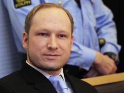 Anders Behring Breivik, who confessed to attacks, is not criminally insane, a psychiatric assessment found Tuesday.