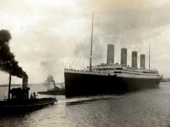 About 600 of the Titanic's approximately 900 workers hailed from Southampton, a port city in England. More than 500 from the city died.