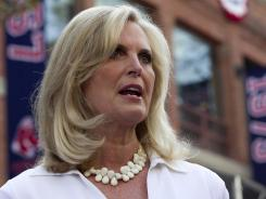 Ann Romney turned 63 on Monday.