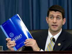 Rep. Paul Ryan, R-Wis., said his fiscal views were informed by Catholic social teaching.