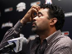 Guillen: Miami Marlins manager.