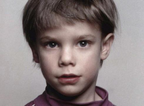 This undated file photo shows Etan Patz, who vanished on May 25, 1979, and has never been found.