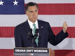 Mitt Romney's donations include almost $4.5 million from Manhattan ZIP codes.