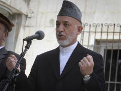 President Hamid Karzai's office said Sunday that Afghan and U.S. officials have finalized a long-awaited strategic partnership deal.
