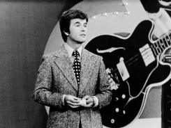Dick Clark started his New Year's Rockin' Eve special in 1972.