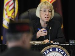 Sen. Patty Murray, D-Wash., chairman of the Senate Veterans' Affairs Committee, requested an investigation into how long veterans wait for mental health treatment.