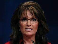 Palin: Cites Article 1, Section 9, Clause 7.