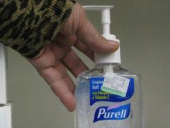 Hand sanitizer is a cheap and easily accessible way for teens to get drunk.