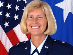 Maj. Gen. Mary Kay Hertog is director of the Defense Department's sexual assault prevention and response office.
