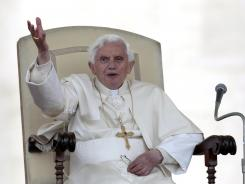 Pope Benedict XVI has begun his eighth year with a divisive crackdown on dissenters and an equally divisive opening to a fringe group of traditionalists.
