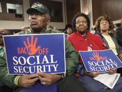 This year, Social Security will collect $507 billion in taxes and pay out $640 billion in benefits.